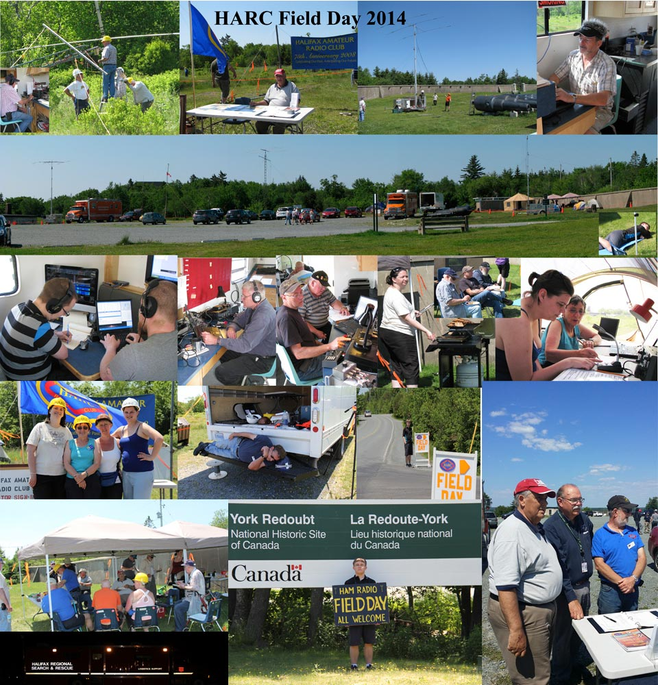 HARC Field Day 2014